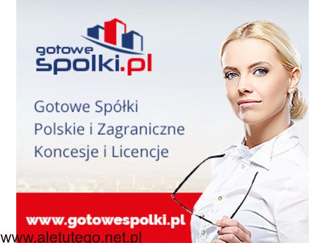 Gotowa Spółka z VAT EU w Holandii, w Belgii, w Niemczech, w Hiszpanii w Anglii, Bułgaria Słowacja
